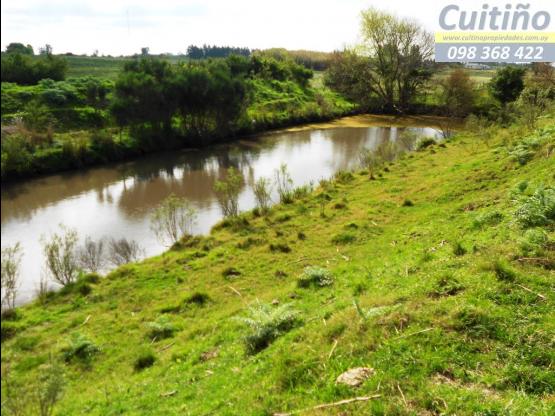 Campo 7 hectareas con 2 represas en Canelones