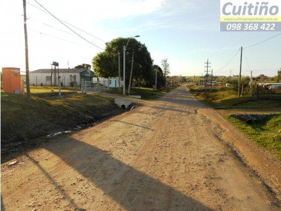 Terreno en venta Tala. Area 890 mt2 alto y parejo