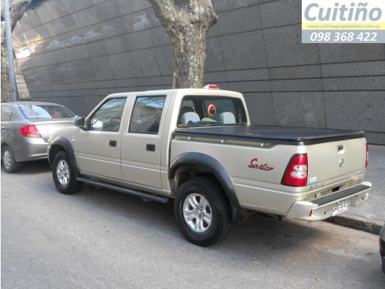 Vendo camioneta Great Wall Sailor Luxury