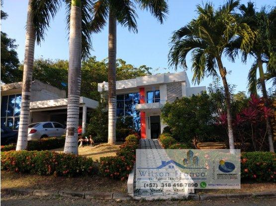 Casas en Venta, Sector Club Campestre, Turbaco