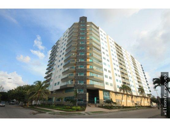 Apartamento En Venta, Barrio Crespo, Cartagena