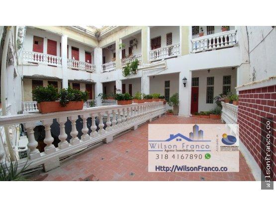 Apartamento En Venta, Centro Historico, Cartagena