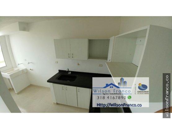 Apartamento En Venta, Ciudad Jardín, Cartagena