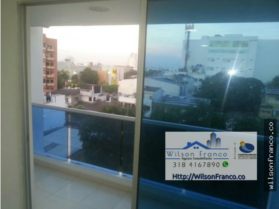 Apartamento En Venta, Delicias, Cartagena
