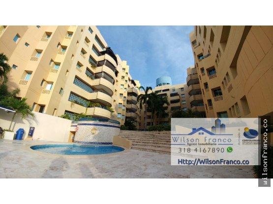 Apartamento En Venta Zona Norte Edif Salida al Mar