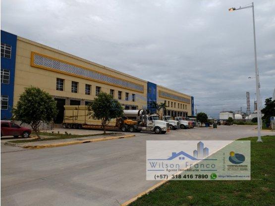 Arriendo Bodega, Zona Franca, Mamonal, Cartagena