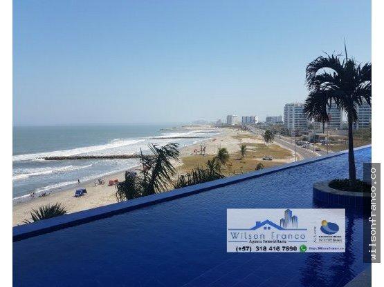 Apartamento En Venta, Marbella, Cartagena