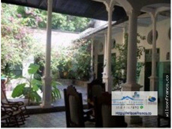 Casa Colonial en Venta Centro Histórico Cartagena
