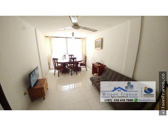 Apartamento En Venta, Bocagrande, Cartagena