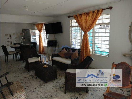 Casa En Venta, Escallonvilla, Cartagena