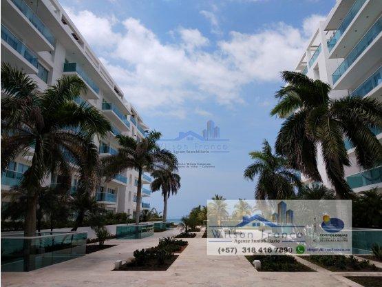 Apartamento En Venta, Amoblado, Morros, Cartagena