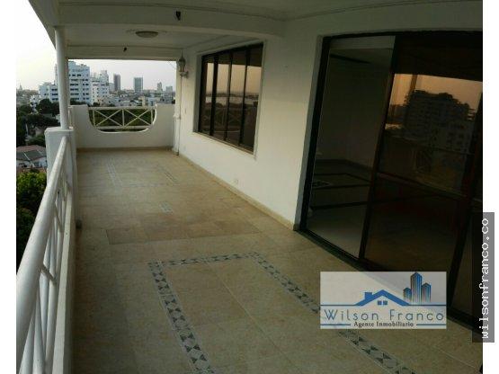 Apartamento Dúplex en Venta Br Manga 220m2 GANGA!