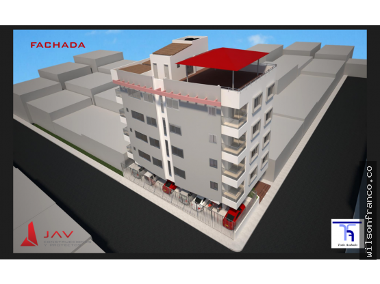 Apartamentos Nuevos en Br. Blas De Lezo - Estrene!