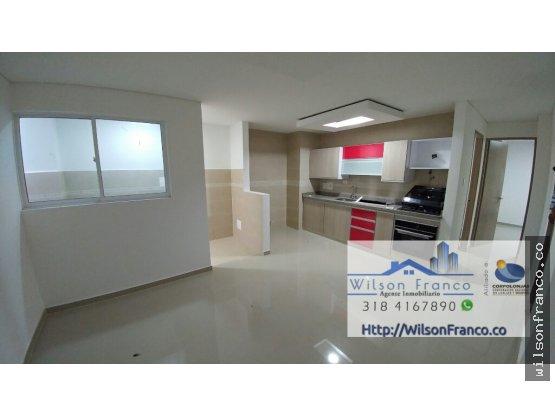 Apartamento En Venta Los Alpes NUEVO!!!
