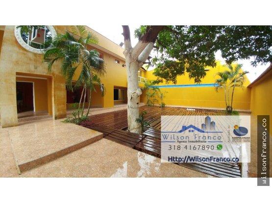 Casa En Venta, Mansión, Cartagena