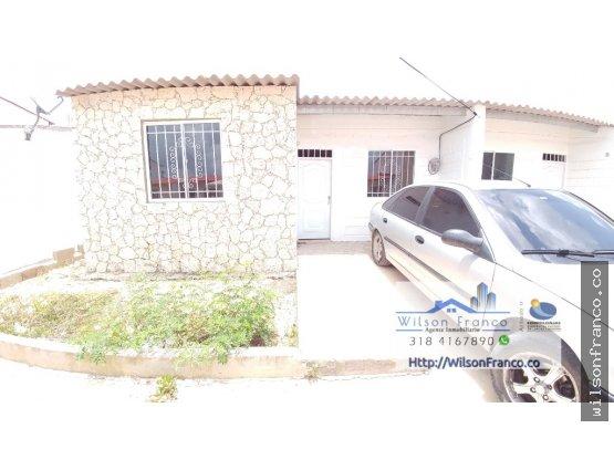 Casa En Venta, Ciudadela Bonanza, Turbaco