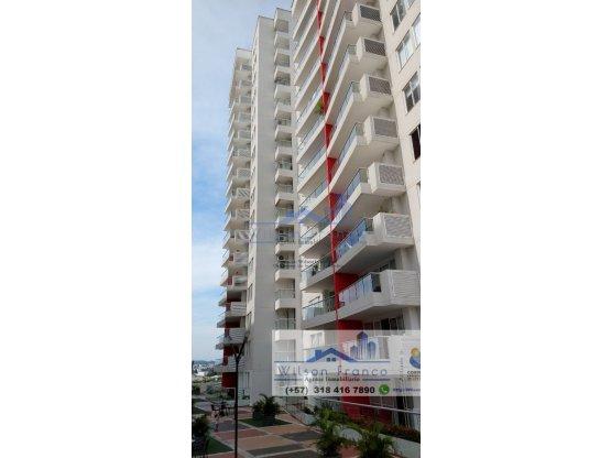 Apartamento En Venta, Atlantic Club, Cartagena