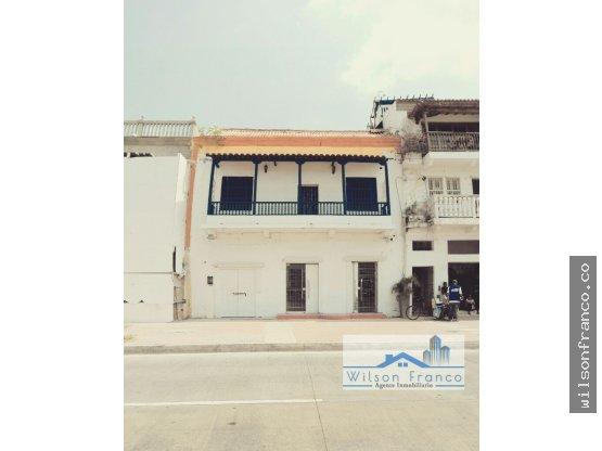 Casa en Venta Tipo Colonial - Centro De Cartagena