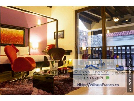 Hotel En Venta Centro Histórico y Amurallado