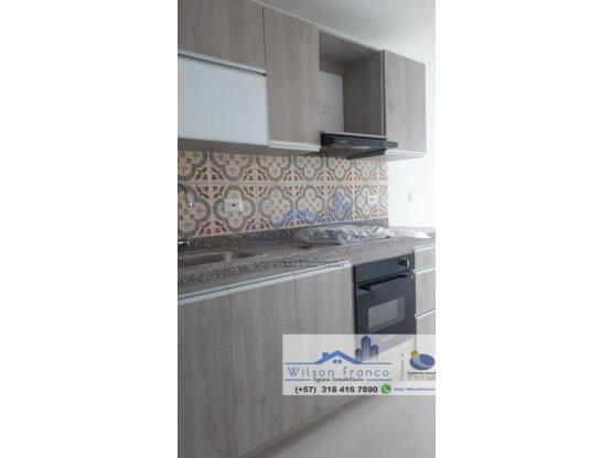 Apartamento En Venta, Sector El Recreo, Cartagena