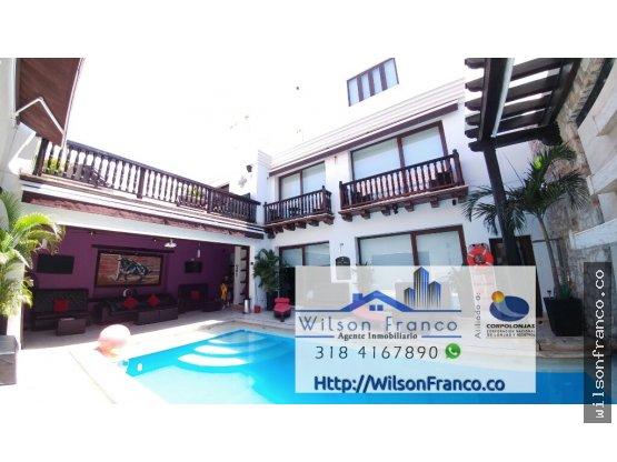 Venta Hotel, Centro Histórico Amurallado Cartagena