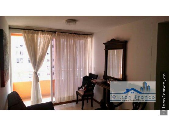 Apartamento En Venta conj. cerrado en La Plazuela