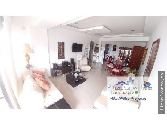 Apartamento En Venta, Manga, Cartagena