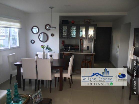 Apartamento En Venta, La Concepción, Cartagena