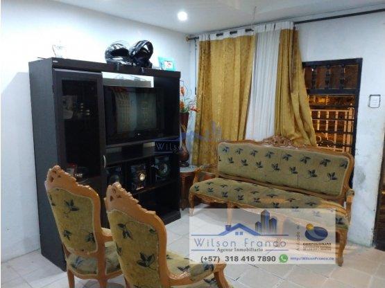 Casa En Venta, El Socorro, Cartagena