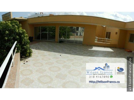 Casa en Venta, Mansión Terreno 1158m2, Cartagena