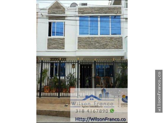 Casa En Venta, Los Alpes, Cartagena