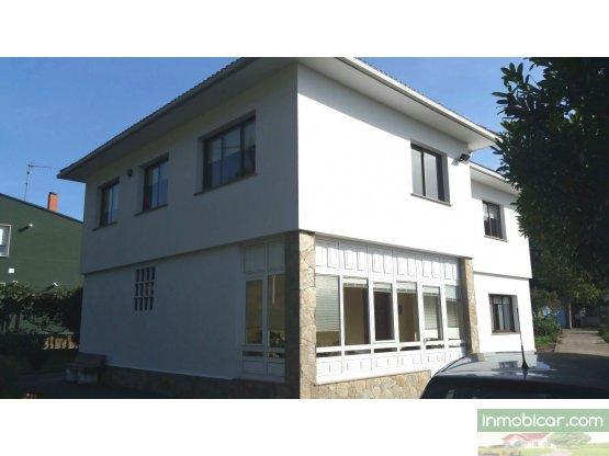 Casa unifamiliar en cambre inmobicar soluciones - Casas en cambre ...