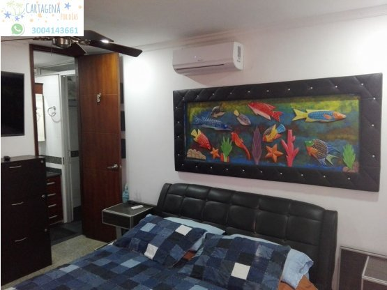 3 HABITACIONES IDEAL PARA PAREJAS 6 PAX TM403