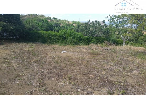 Lote 1650m2, vista espectacular,