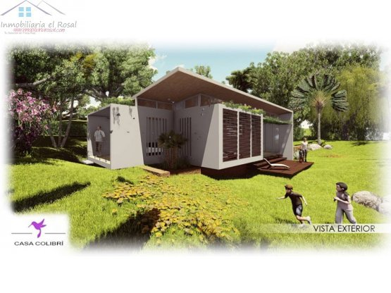 Vendo Casa en Exlusivo Condominio