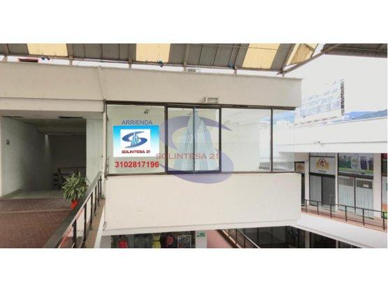 Se arrienda oficina 39 m2 en Arkacentro,Ibague