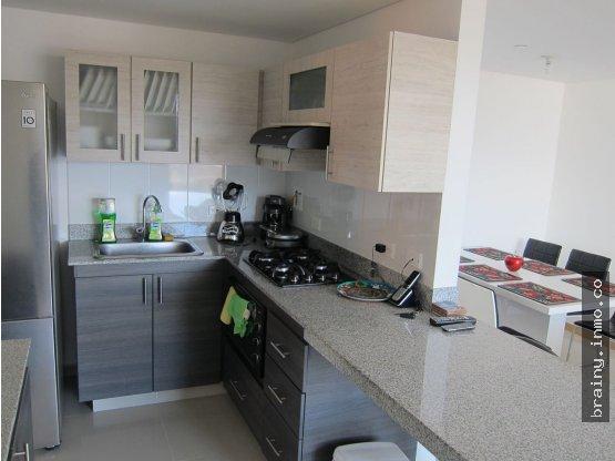 Apartamento en venta en La Abadia, Envigado.