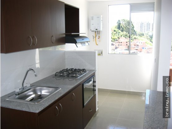 Apartamento en venta. Itagui. Santa Maria.