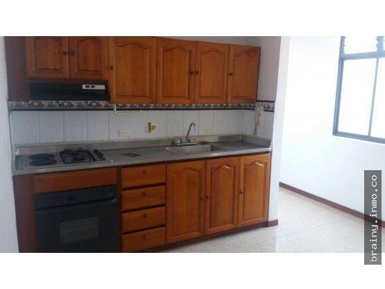 Apartamento en venta en El Portal, Envigado.