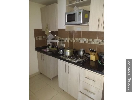 Apartamento en venta en Artex, Itagui.