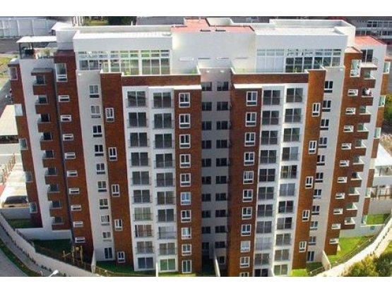 Apartamento semiamueblado en renta, Zona 11-
