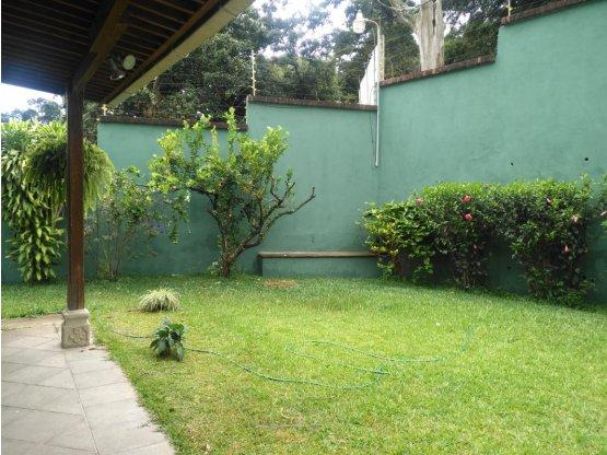 Casa en Renta, Zona 16 Ciudad de Guatemala