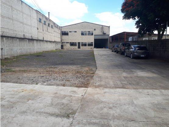 Bodega en renta Guatemala, Zona 12