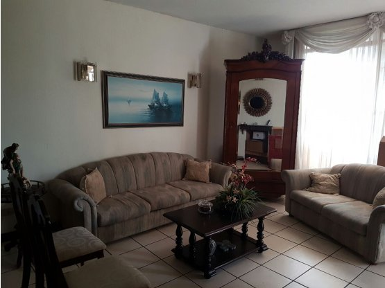 Casa Amueblada en Renta Zona 15, Guatemala -