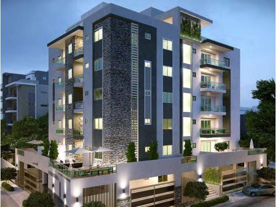 Apartamentos con terminación de primera el millón