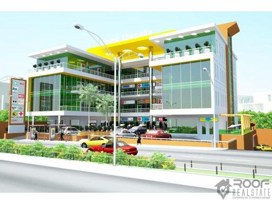 Plaza Comercial Arroyo Hondo Venta / Alquiler