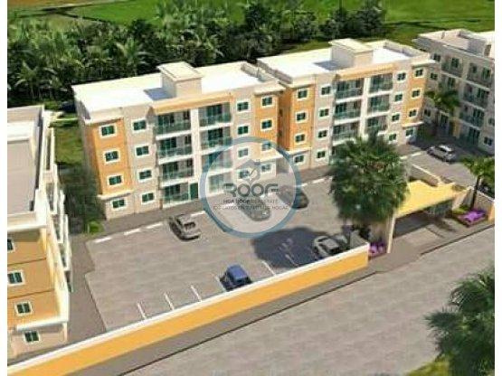 San isidro apartamentos economico con fideicomiso