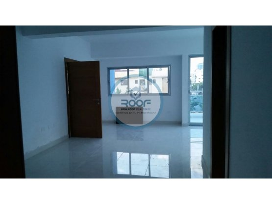 Apartamento listo en Mirador Sur 2da con Terraza