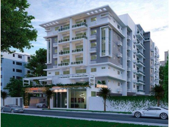 Apartamento de 1,2 y 3 Habitaciones en planos