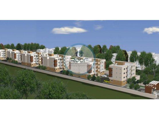 Apartamentos AUTOPISTA SAN ISIDRO en Blocks